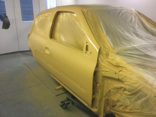 Renault track car